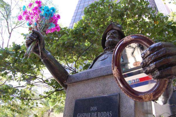 Gaspar de Rodas - esculturas de la Avenida La Playa