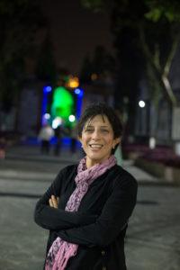 Patricia García, Directora Museo Cementerio San Pedro