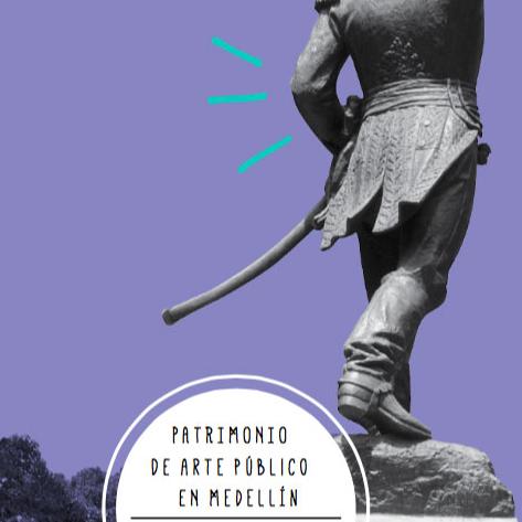 Portada libro Arte Publico en Medellin