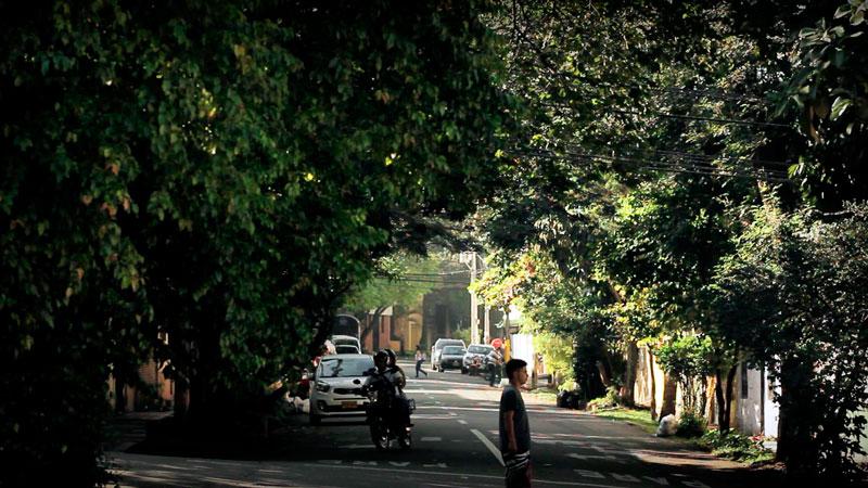 Calles del barrio Prado