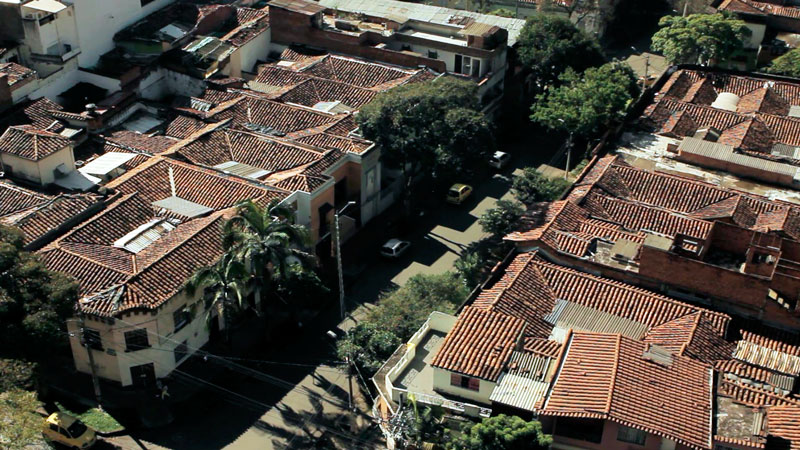 Cotidiano - Calles del barrio Prado