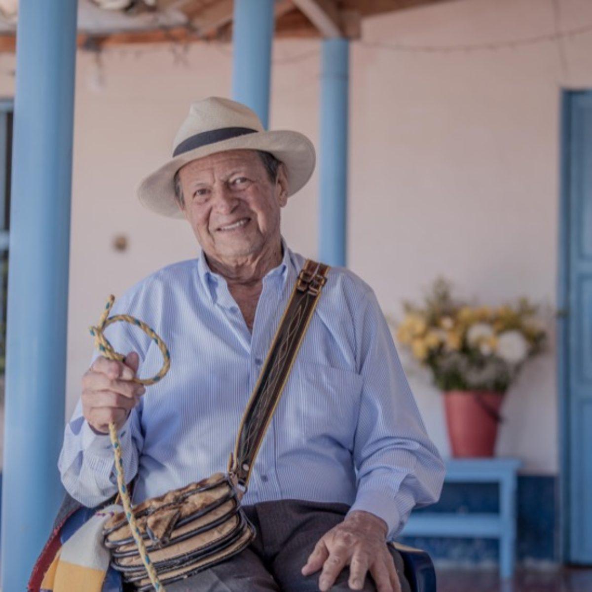 Alfonso Ríos - Cultura Silletera.