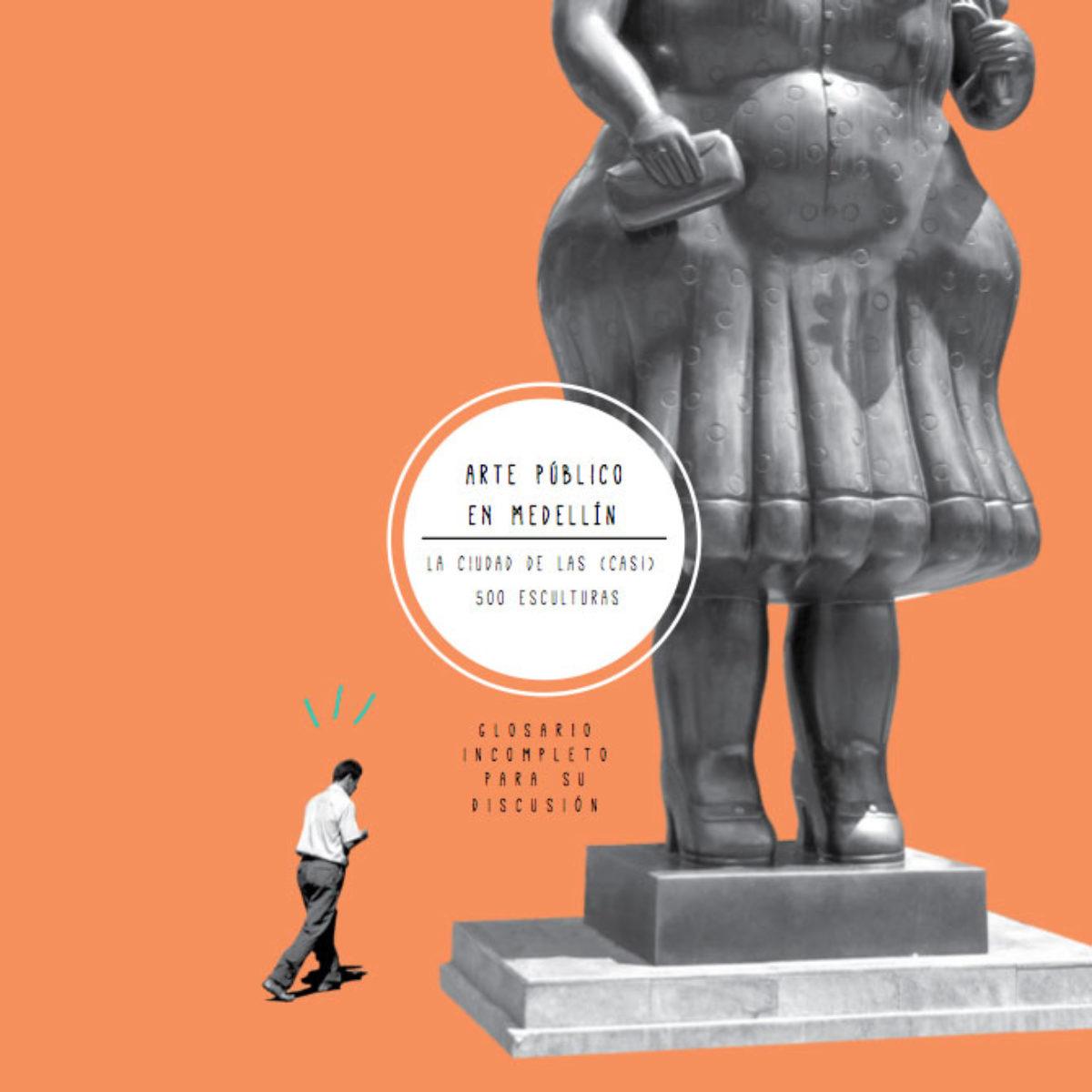 Libro Arte Público en Medellín - glosario -