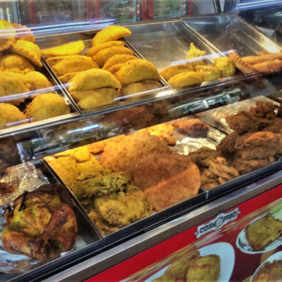 Culinaria en el barrio Prado - Fritanga