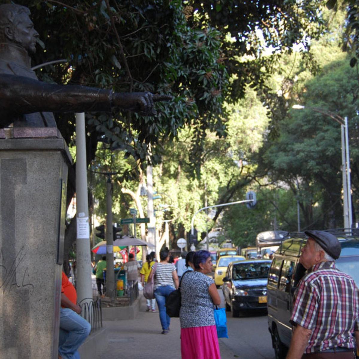 Juan del Corral - Esculturas de la avenida La Playa