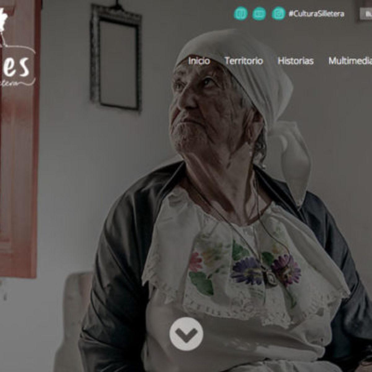 Imagen web Raíces, cultura silletera