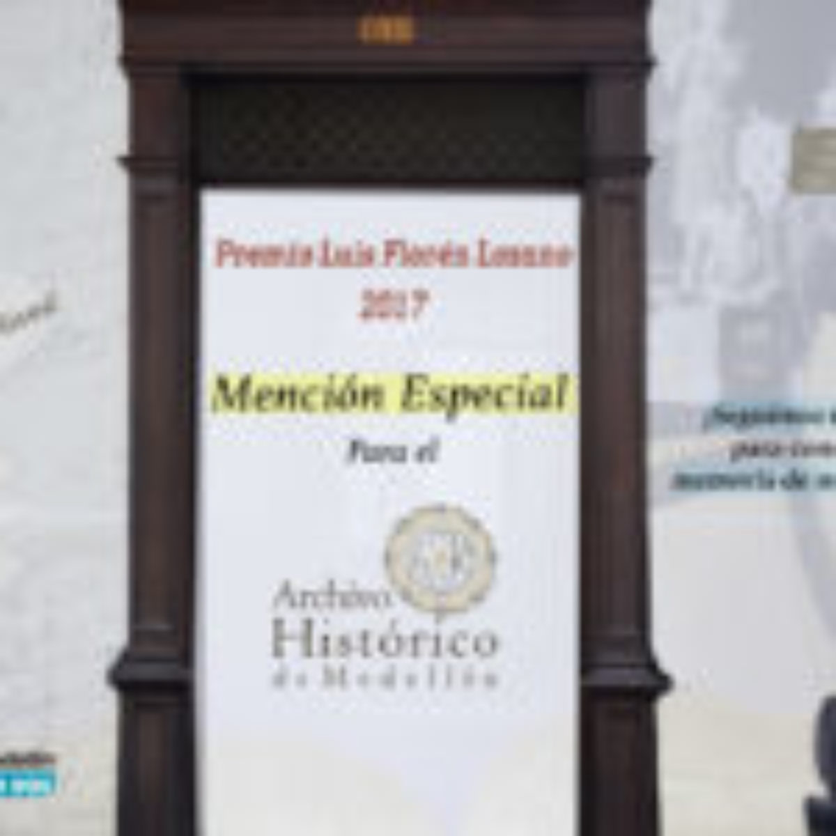 El Archivo Histórico de Medellín recibe mención especial