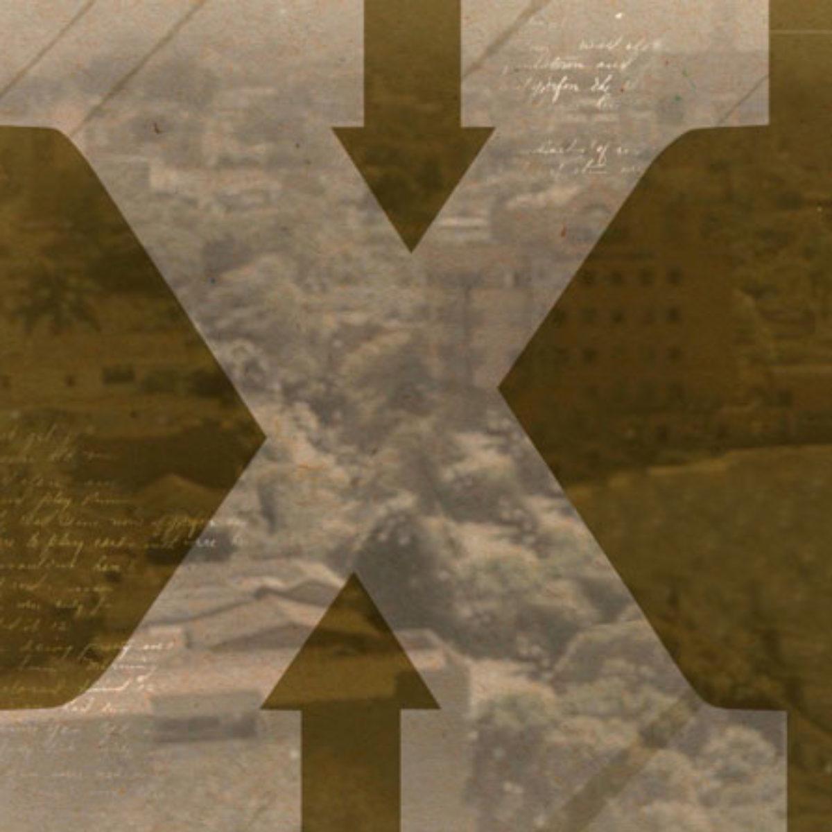Letra X - Prado de la A a la Z