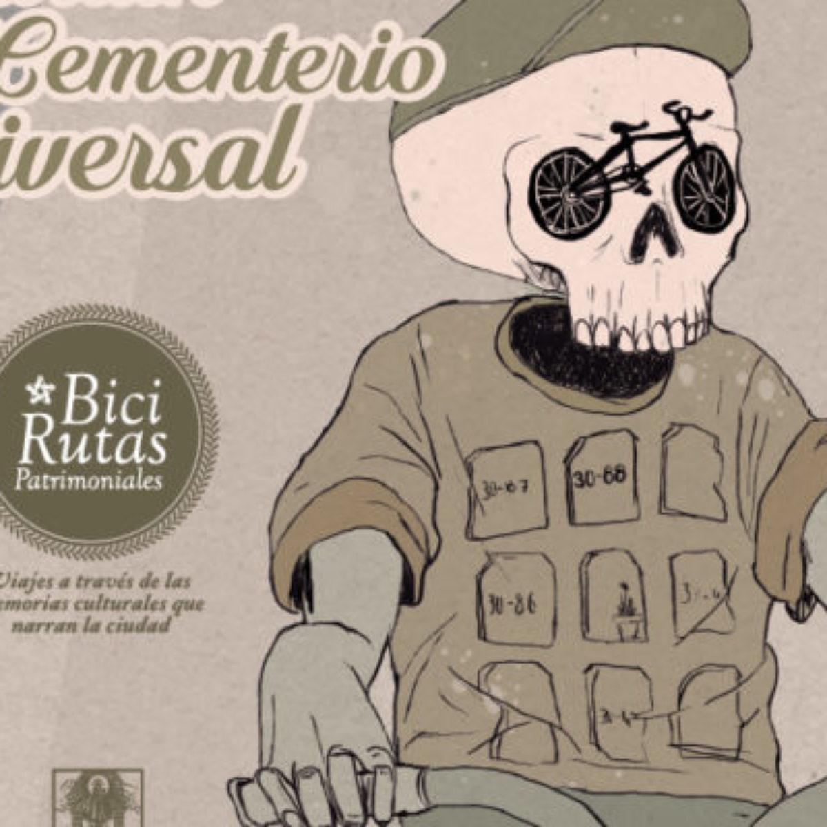 BiciRuta Patrimonial al Jardín Cementerio Universal